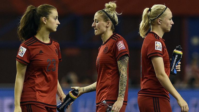 Sport, USA – Deutschland, USA, Silvia Neid, Nadine Angerer, Lukas Podolski, Frankreich, Frauenfußball, Frauenfußball-WM, Twitter, Japan, Montreal