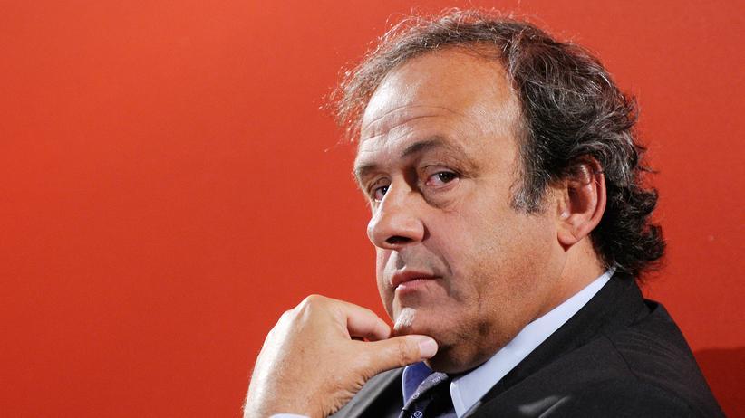 Sport, Fifa-Kandidat Platini, Michel Platini, Fifa, Joseph Blatter, Katar, DFB, Fußball