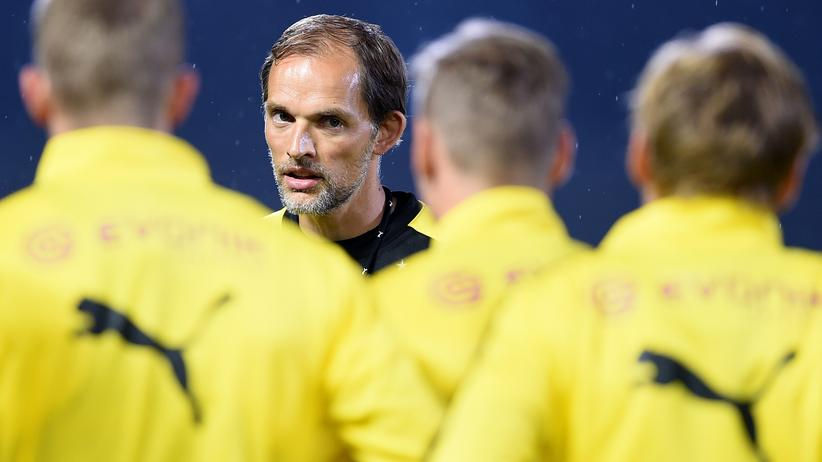 Thomas Tuchel: Dortmunds Trainer Thomas Tuchel