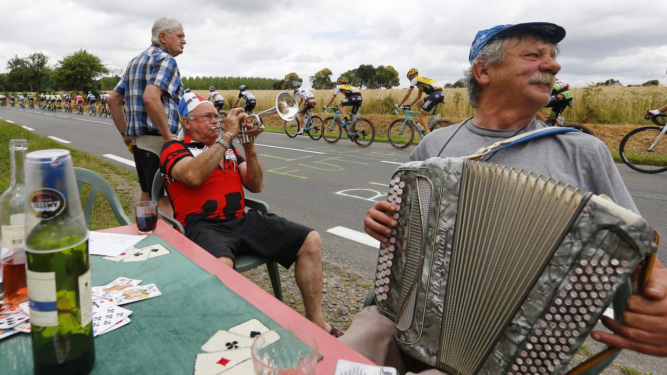 Tour de France: Frankreichs großes Volksfest