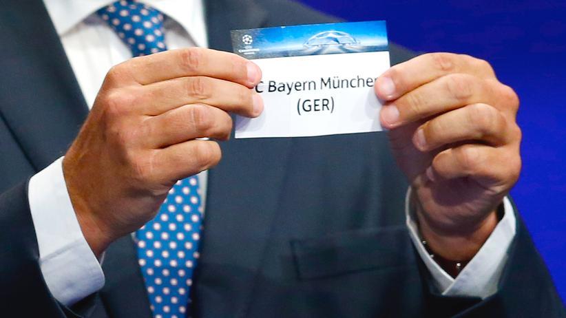 Champions-League-Auslosung: Bayern trifft auf Arsenal, Leverkusen erwischt Barça