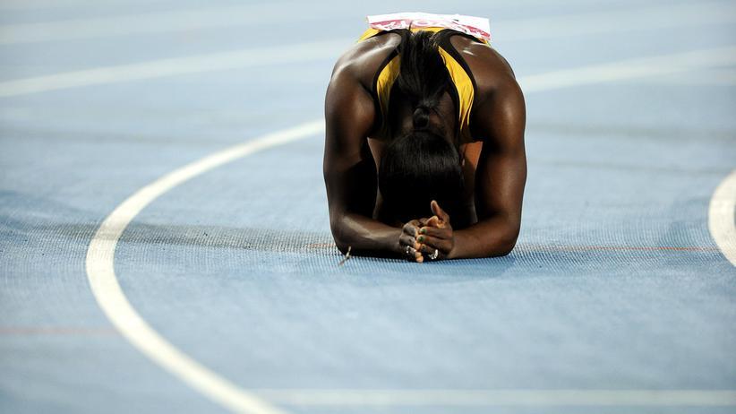 Leichtathletik: Jeder dritte Medaillenträger könnte gedopt sein