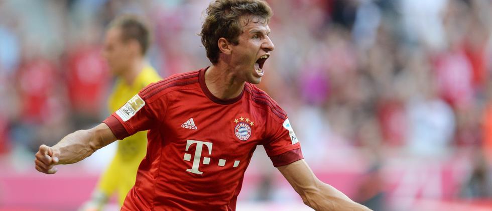 Bundesliga-Saison 2015/16: Fußball im Überblick
