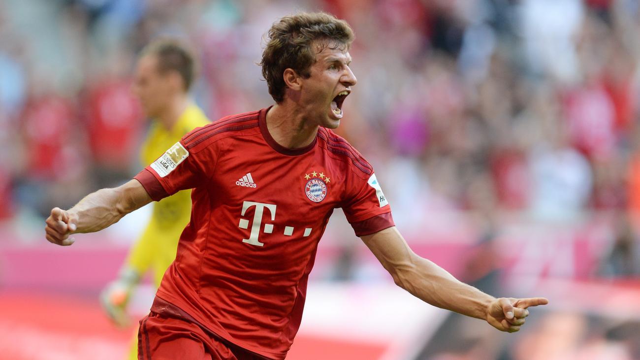 Bundesliga Die Saison 2015 2016 ZEIT ONLINE