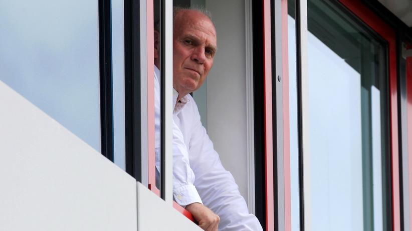 Bundesliga Vorschau Die H 246 Chststrafe F 252 R Uli Hoene 223 Kommt