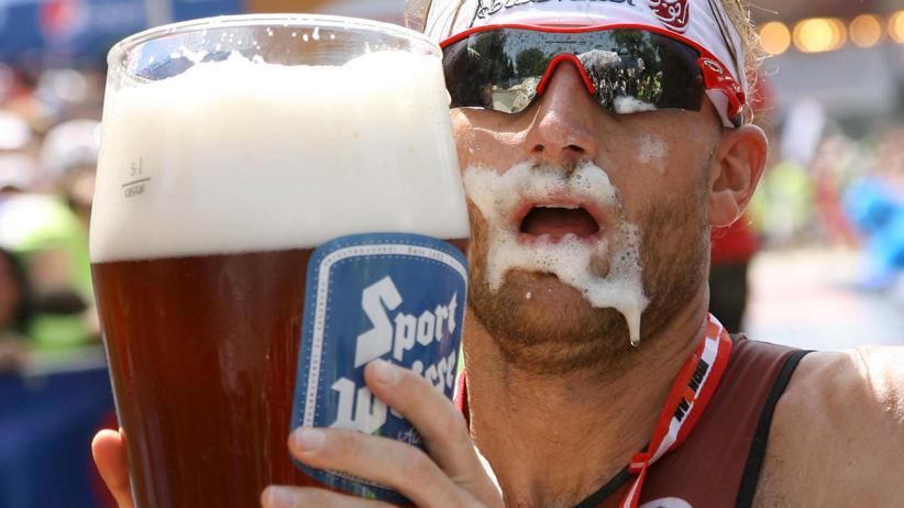"""Berlin-Marathon: """"Der Deutsche trinkt disziplinierter"""""""