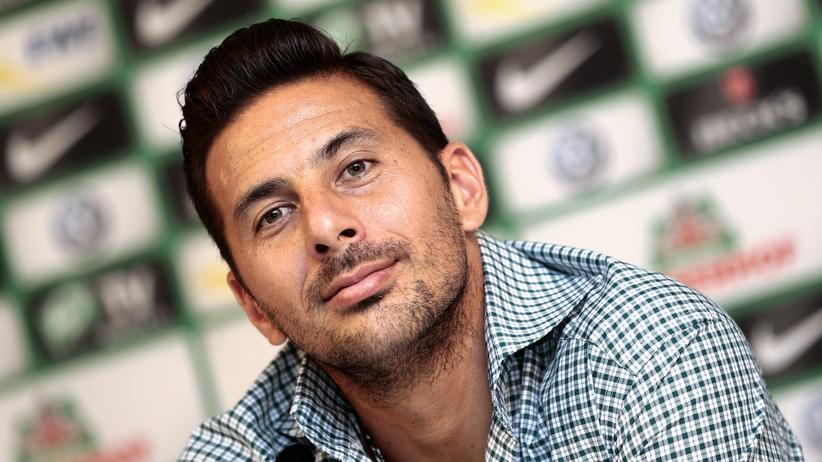 Bundesliga-Vorschau: Beliebt in Bremen: Claudio Pizarro