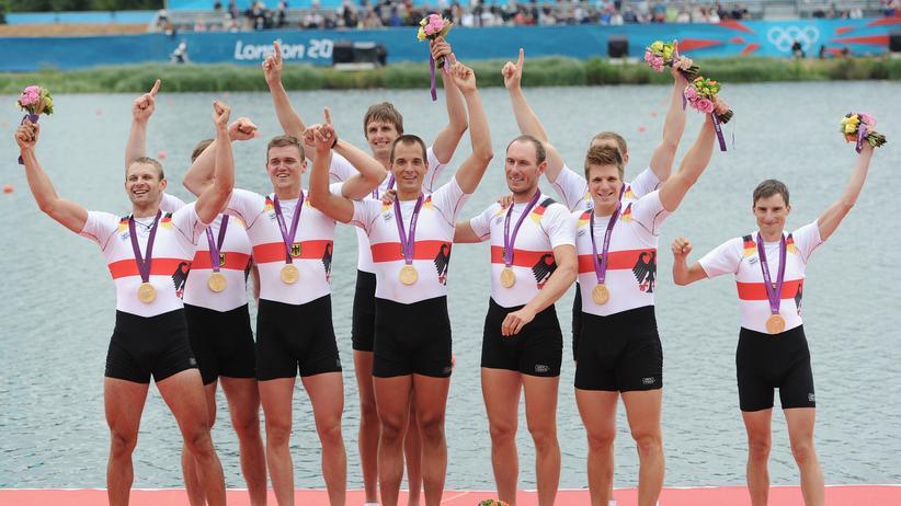 Sport, Ruder-WM, Wassersport, Wasser, Trainer