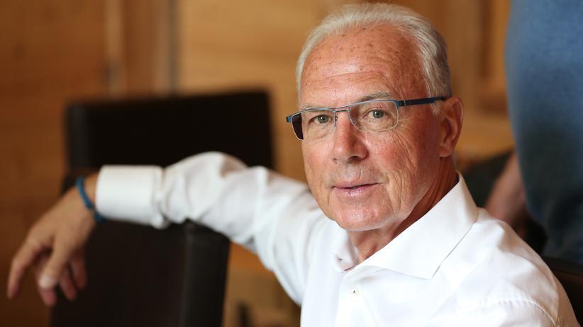 Franz Beckenbauer: Der beliebteste Deutsche nach Goethe