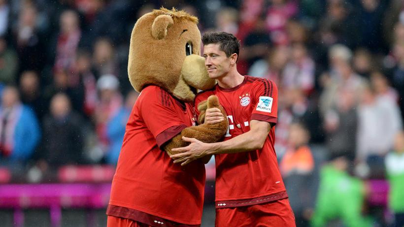 Bundesliga Rückschau The Big Lewandowski Zeit Online