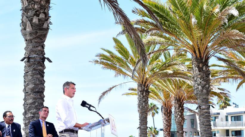 Olympische Spiele: Los Angeles tritt für Olympia 2024 an
