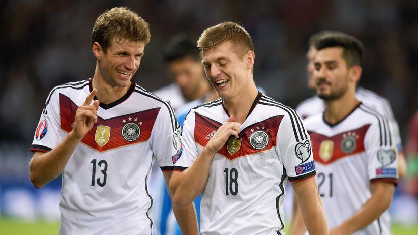 Schottland – Deutschland 2:3: Ein Sieg unter der Gürtellinie