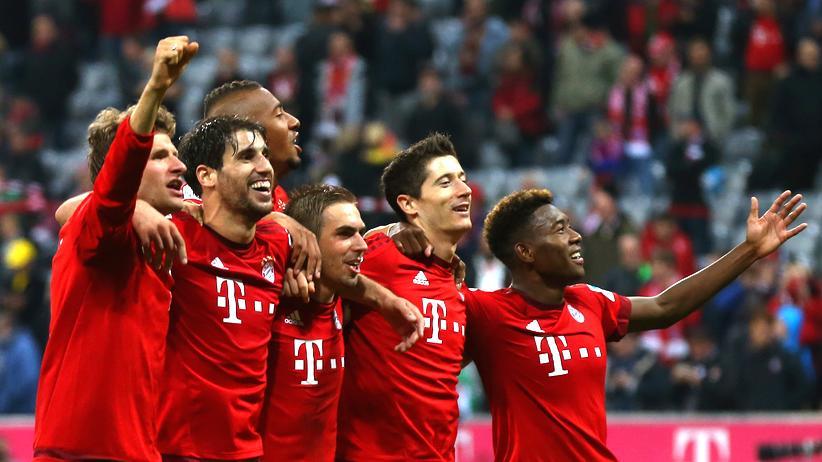 Sport, Bundesliga-Rückschau, Mesut Özil, Bundesliga, Dieter Hecking, Fußball, FC Bayern München