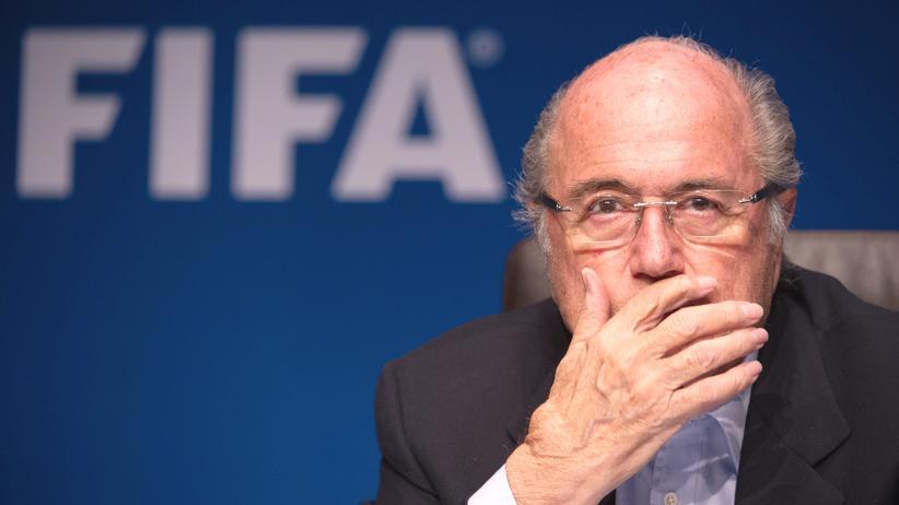 Fifa-Skandal: Ethikkommission will Blatter suspendieren