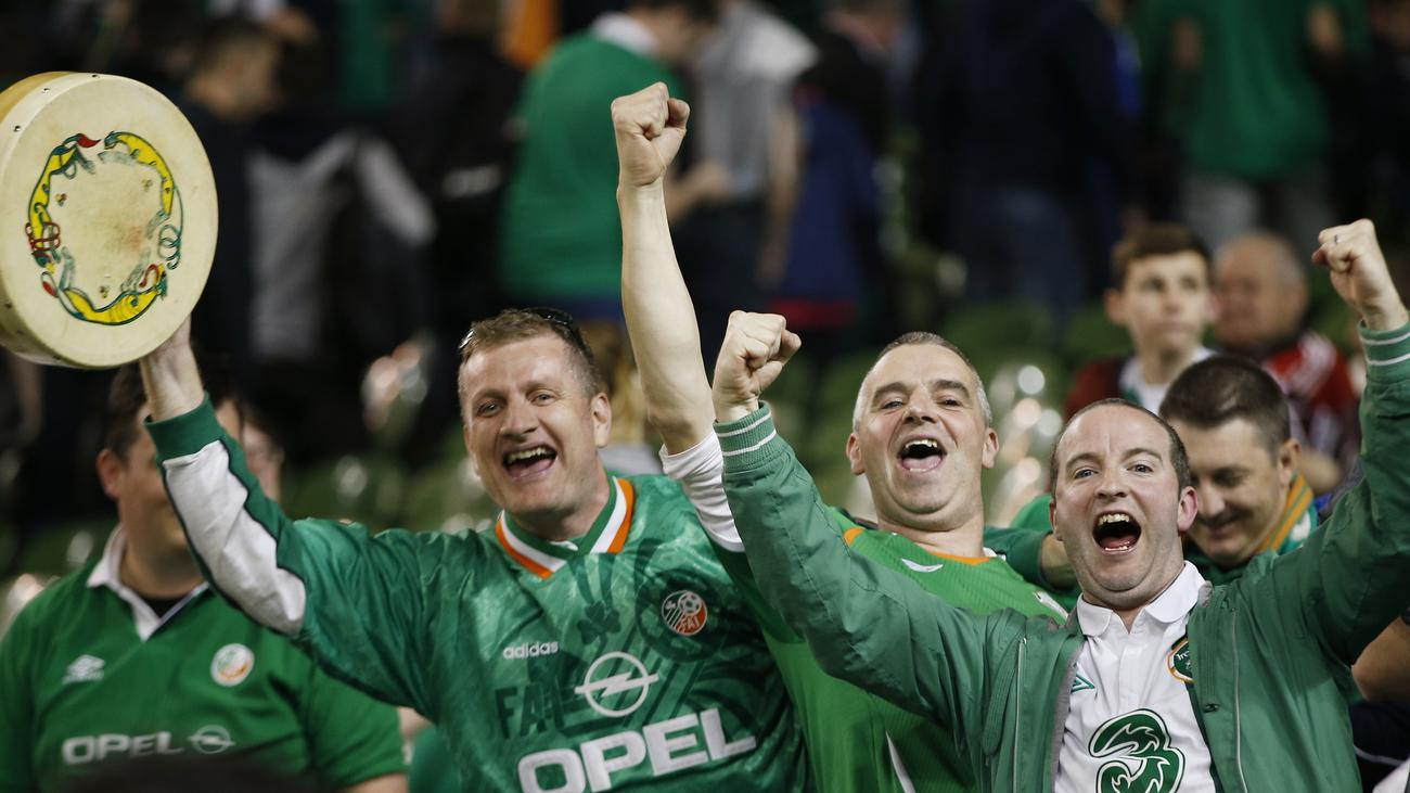 irland deutschland fussball