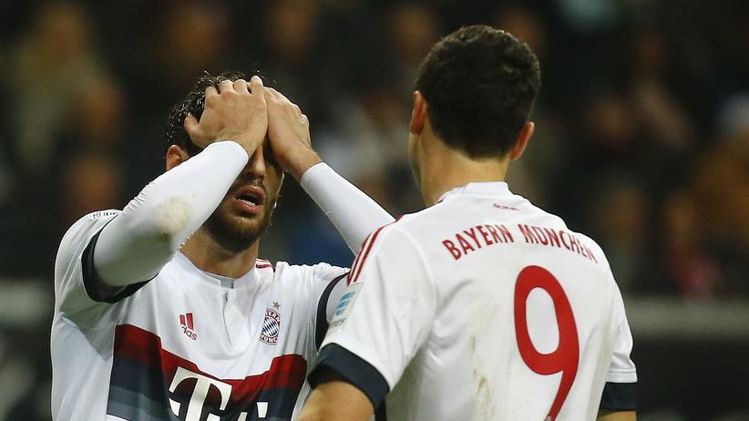 Eintrach Frankfurt - FC Bayern