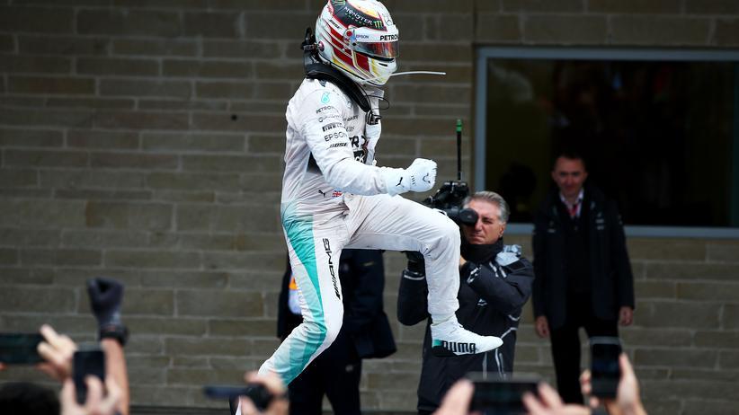 Formel 1: Hamilton bleibt Weltmeister