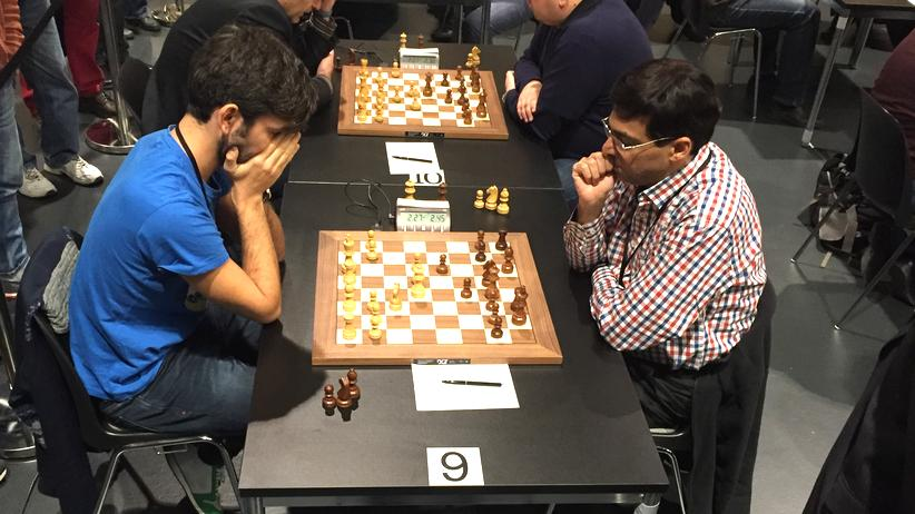 Schach-WM: Wie ich gegen Viswanathan Anand Remis spielte