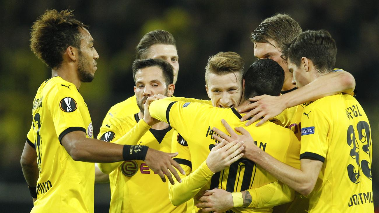 Dortmund Europa League