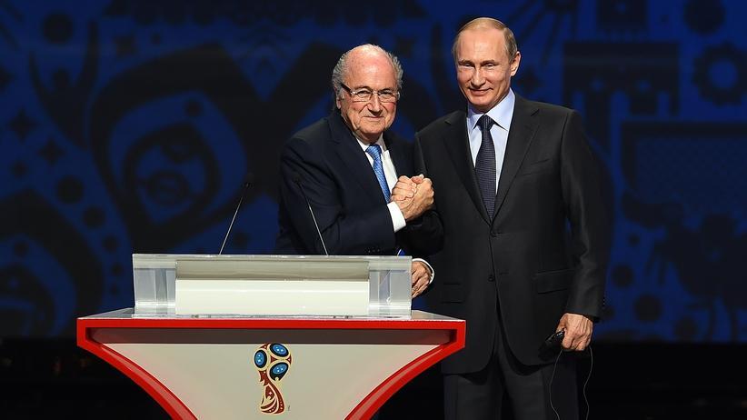 Sport, Fifa, Joseph Blatter, Michel Platini, Fifa, Ethikkommission, Franz Beckenbauer