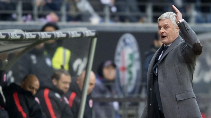 Bundesliga-Vorschau: Herr Veh hat keine Freude