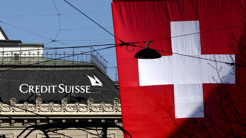 Fifa: Zentrale der Credit Suisse in Zürich