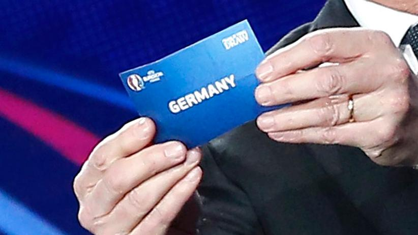 Fußball-Europameisterschaft EM DFB Nationalmannschaft Frankreich Ukraine Polen Nordirland