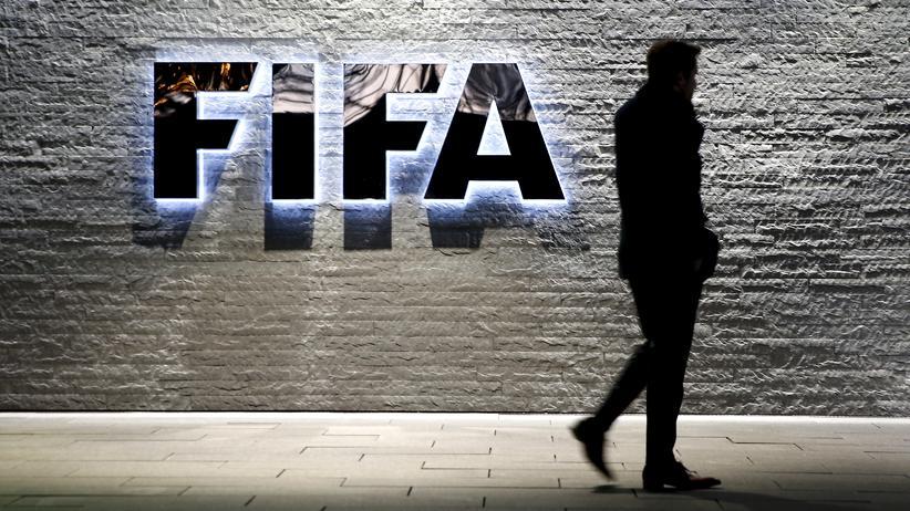 Sepp Blatter Fifa Michel Platini Fußball-Weltverband