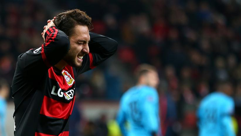 Champions League: Das Leverkusen-Syndrom
