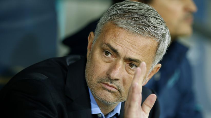 """José Mourinho: """"Ich kenne nur keinen Besseren"""""""