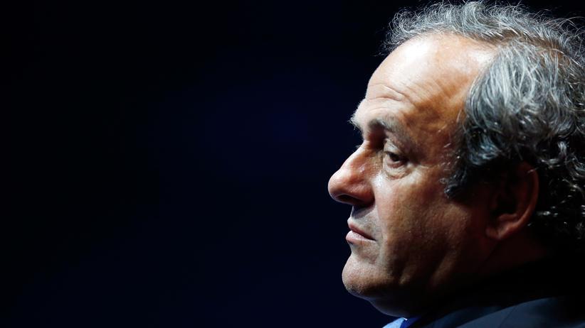 Fifa-Skandal: Uefa-Chef Michel Platini
