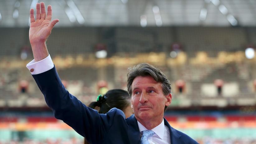 Sebastian Coe: Leichtathletik-Weltverband deckte russische Dopingsünder