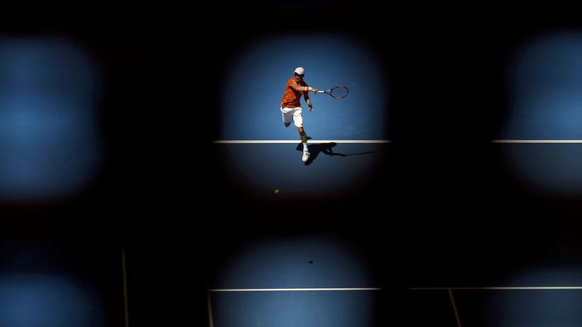 Australian Open: Zum Auftakt der Australian Open in Melbourne berichten Medien über einen vermeintlichen Wettskandal im Profitennis.