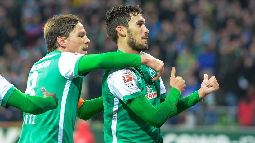 Bundesliga: Bremen erkämpft Remis gegen Berlin