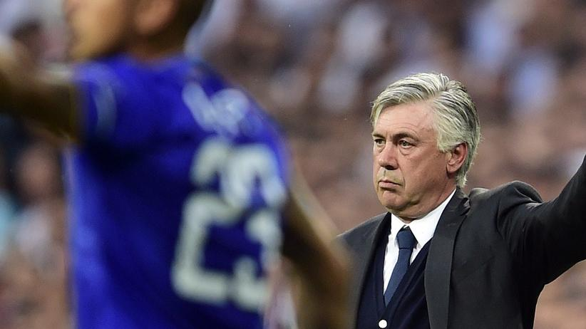 Sie nennen ihn Carletto: Carlo Ancelotti