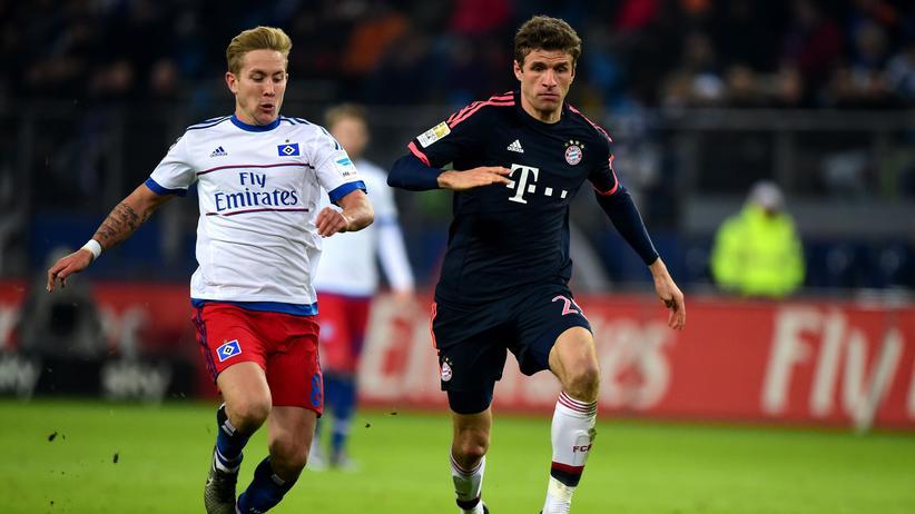 Hamburg gegen Bayern : Der HSV war besser als erwartet