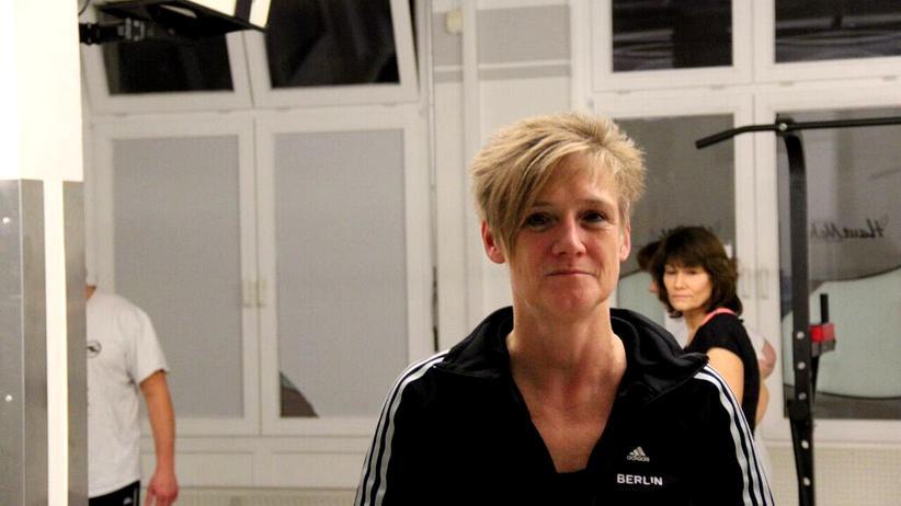 Kirsten Ulrich von den Karower Dachsen