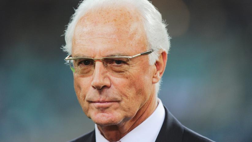 Fußball: Fifa verhängt Sanktionen gegen Beckenbauer