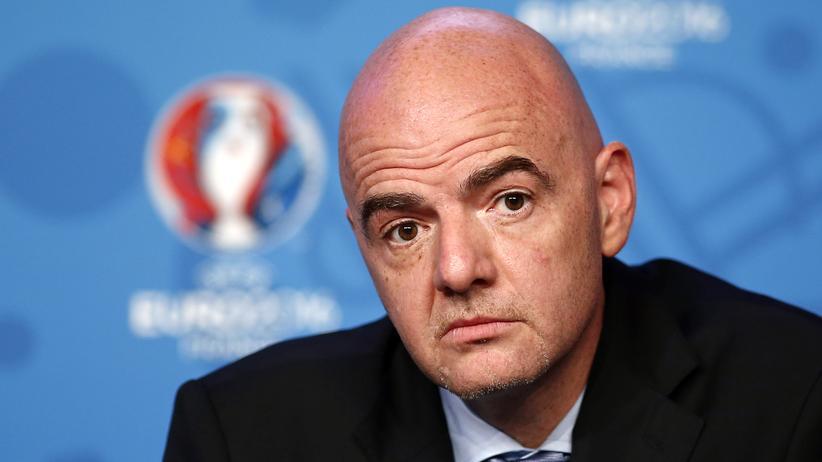 Fifa: Der neue Fifa-Präsident Gianni Infantino