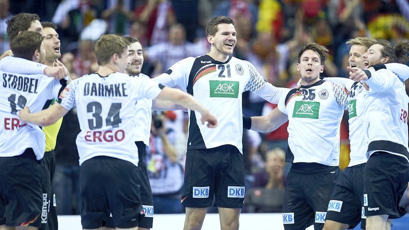 Handball: Team Deutschland