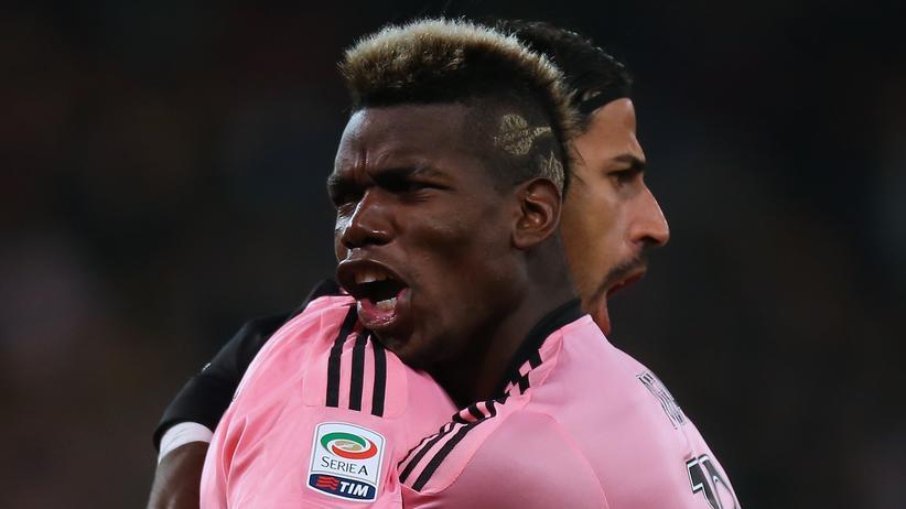 Juventus Turin: Erfolgsverwöhnt: Sami Khedira und Paul Pogba