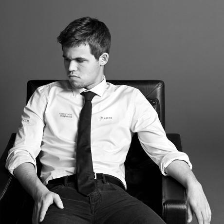 """Magnus Carlsen: """"Schach macht die Welt zu einem klügeren Ort"""""""