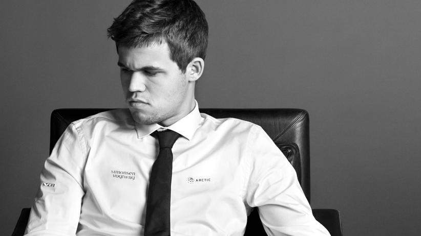 "Magnus Carlsen: ""Chess is a tool to make the world a smarter place"""