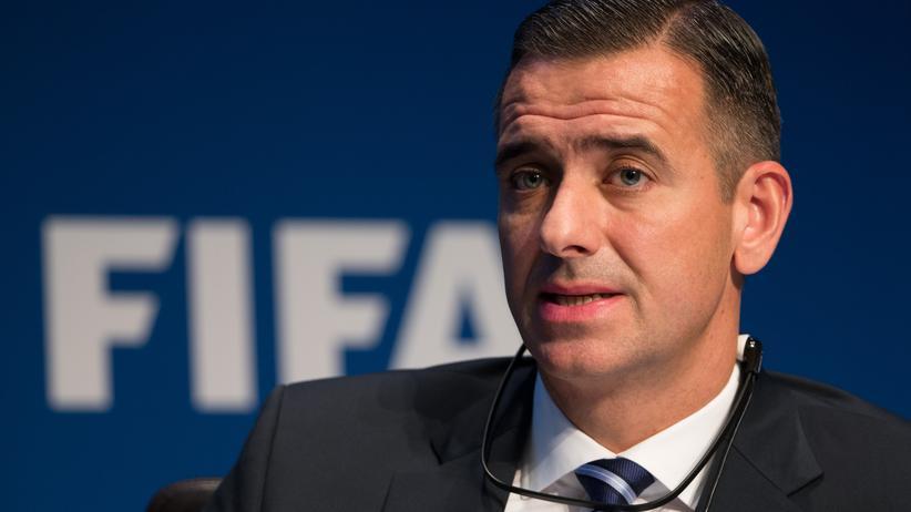 Fifa: Der nichts gewusst haben will