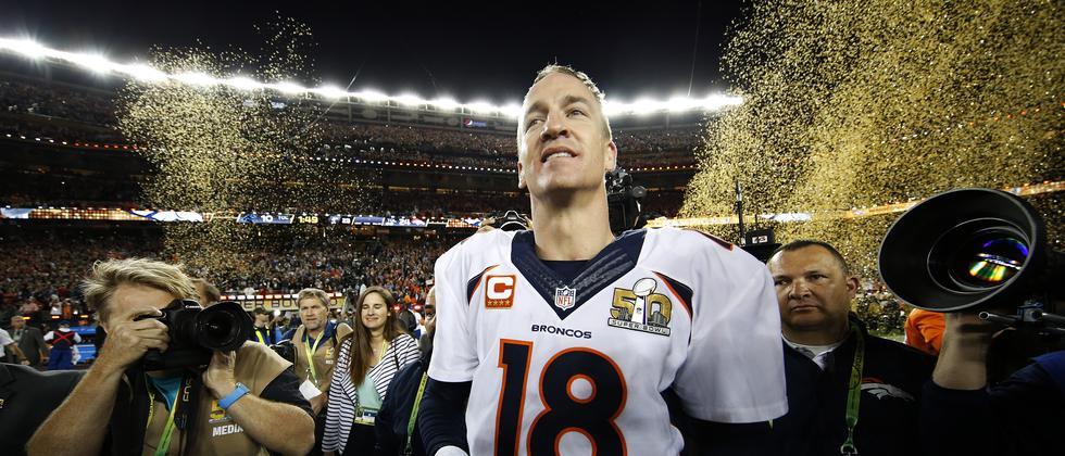 Plötzlich Prinzessin: Peyton Manning