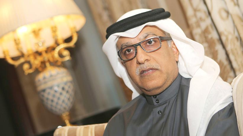 Fifa: Scheich Salman al-Khalifa, der Präsident des Asiatischen Fußballverbands. Im Vergleich zu den Vorwürfen gegen ihn sind die üblichen Schweinereien der Fifa Kinderkram.