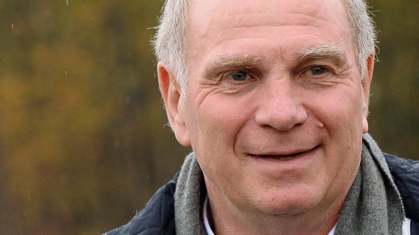 FC Bayern: Der Ex-Fußballmanager Uli Hoeneß ist nicht mehr in Haft.
