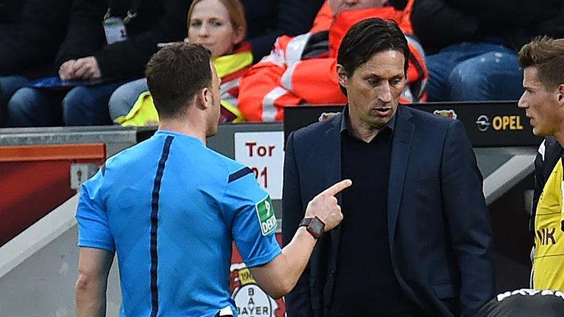 Bundesliga-Rückschau: Showdown in Leverkusen: Felix Zwayer und Roger Schmidt