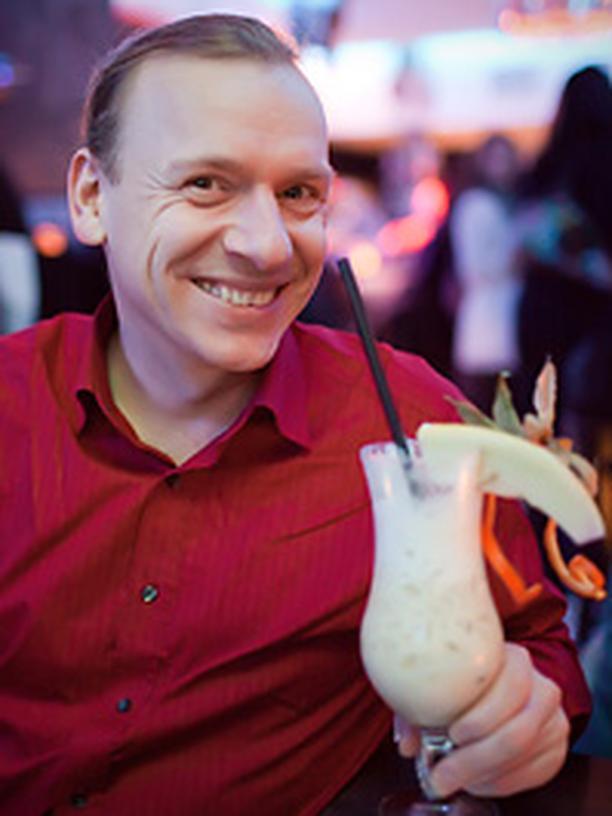 Der dreifache Deutsche Go-Meister Christoph Gerlach