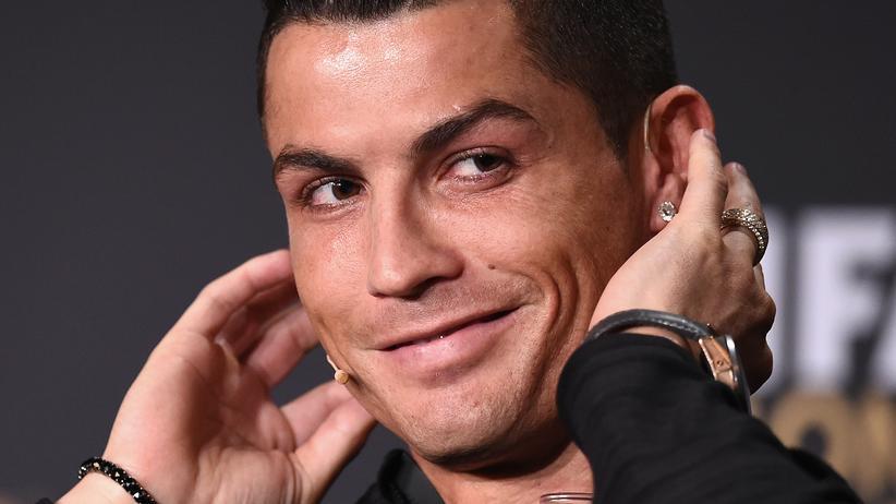 Narzissmus im Sport: Hat sicher auch ein Problem: Cristiano Ronaldo
